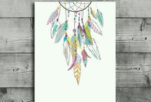 DIY - dream catcher