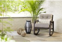Patio Decorating Ideas / Ideas to decorate your patio in Houston.