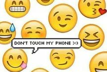 DON'T TOUCH MY PHONE✌