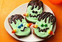 Happy Halloween / by Brandi Rose