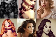 #myfav / nail makeup hair styles
