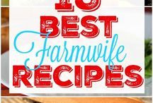 Recipe Roundups / Collections of recipes - a great one stop resource for multiple ideas for meals! #recipes #reciperoundups