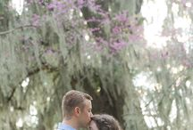 Brazos Bend - Engagement Session / All photos are of real couples taken by Stacy Anderson Photography at Brazos Bend State Park in Needville, Tx.