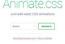 UI Dev) CSS3 - Animate
