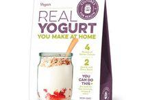Dairy free vegan yogurt
