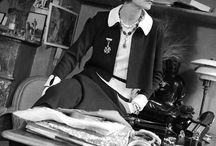 Коко Шанель / «Интерьер — естественная проекция души». Коко Шанель