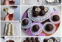 cikolata toplari