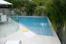 Swimming Pool Inspirations / Swimming Pool Design Ideas suitable for Australian homes and gardens