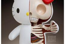 Toys anatomy