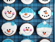 cookies!! / by Kim Zagarenski