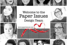Anita's paper issues DT Projects