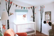 Room ideas for babyRaves / by Hailey Ravenscraft