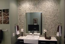 Basement Touch-up Project / by Christina Sabourin