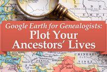 deeAuvil Genealogy - Land