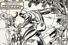 Great comics - Gil Kane