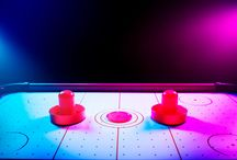 You Probably Didn't Think Enough About Air Hockey This Week