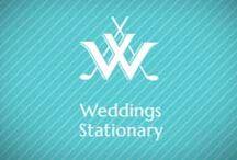 Weddings - Stationary