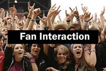Fan Interaction / Get the latest tips on how to interact with your fans on the SongCast Blog: http://blog.songcastmusic.com/category/fan-interaction/