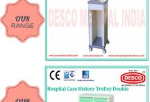 Case History Trolley