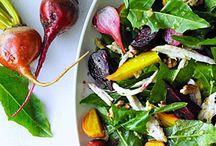 veggie dishes/snacks / by Shanna Homan