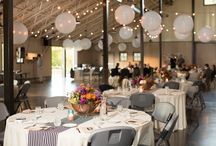 Gale Woods Farm / Event Decor at Gale Woods Farm! We Love our Venues!