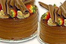 Cakes and cupcakes / Cakes and cupcakes