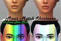 Sims 4 skin