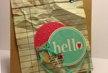 Creative - Cards & Tags: #2 / by Amy Eno