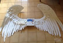 Cosplay Wings