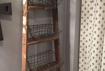 Ladder crafts