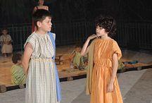 Νεφέλες του Αριστοφάνη / Νεφέλες του Αριστοφάνη - Παιδική θεατρική παράσταση - Στολές σχολικών παραστάσεων
