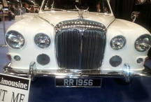 Wedding Limos, Vintage Cars & Party Buses / Transportation for weddings and any events
