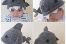 вязание аксесуары, шапки