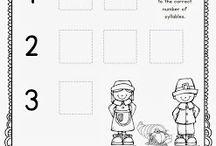 Preschool / by Michelle Laurens