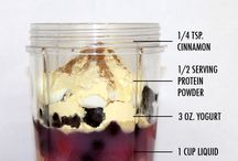 Smoothie ideas / food_drink