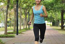 Training half marathon