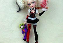 Dolls say yah