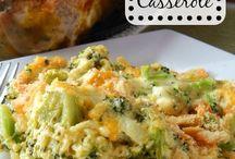 Recipes- Casserole