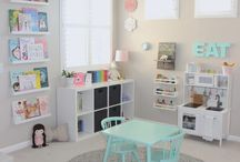 Baby // Toddler Room