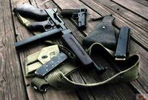 Miliary firearms