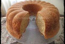 Tahinli kek