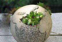 Boules ceramique