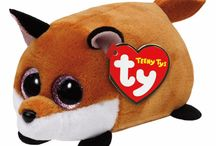 TY Toys / Big beady eyes and soft cuddly cuteness? How could you even resist?