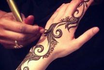 tattoos, menhandi design