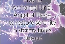 Angels / Angel Blessings / Sayings