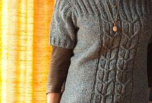 Strikk - gensre / knitting