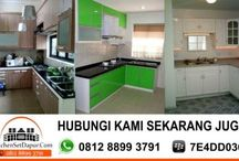 kitchen set murah bintaro