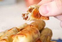 Finger food recipes