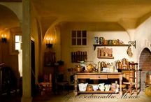 Dolls House Inspirations: Kitchens