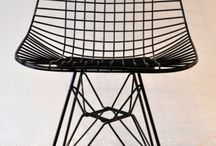 rookie architect : chic chairs